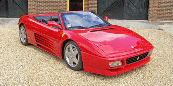 Forza 288: Ferrari 348 Spider