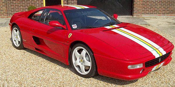 Forza 288: Ferrari 355 Challenge
