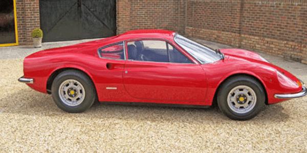 Forza 288: Ferrari 246 Dino GT
