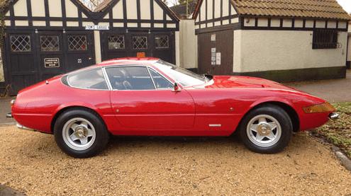 Forza 288: Ferrari Daytona