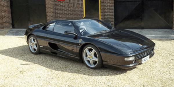 Forza 288: Ferrari 355 Berlinetta
