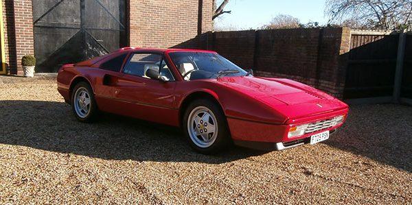 Forza 288: Ferrari 328 GTS