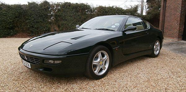 Forza 288: Ferrari 456