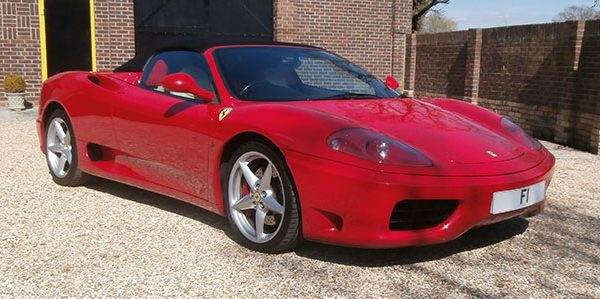 Forza 288: Ferrari 360 Modena