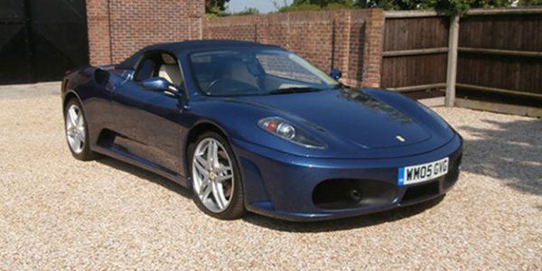 Forza 288: Ferrari F430 Spider