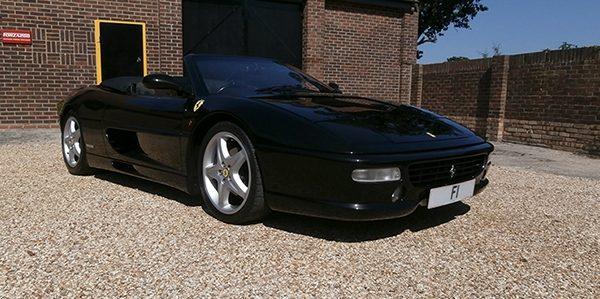 Forza 288: Ferrari 355 F1 Spider