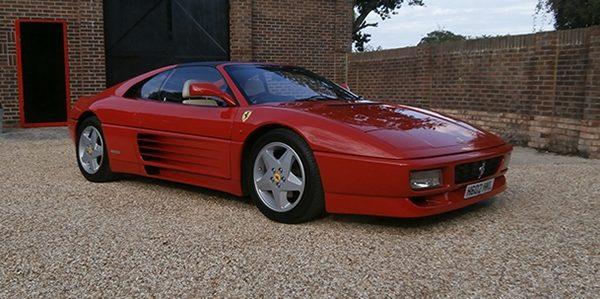 Forza 288: Ferrari 348 TS