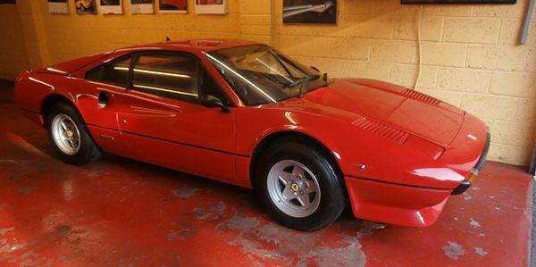 Forza 288: Ferrari 308 GTB