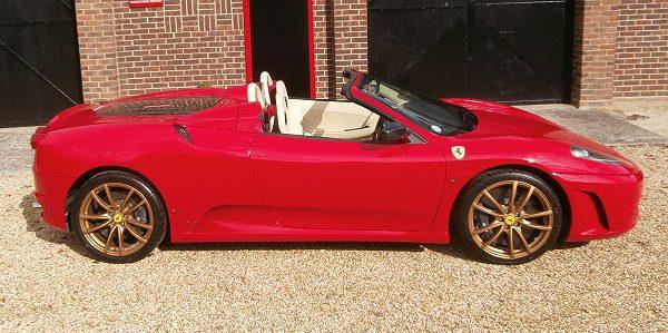 Forza 288: Ferrari F430 Spider F1