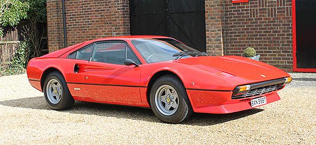 Ferrari 308 GTB Carb