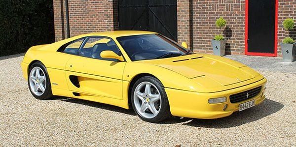 Forza 288: Ferrari 355 Berlinetta Manual