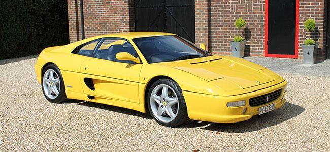 Ferrari 355 Berlinetta Manual