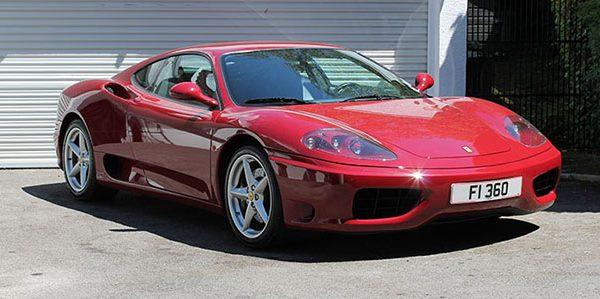 Forza 288: Ferrari 360 Modena F1