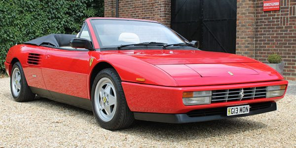 Forza 288: Ferrari Mondial 3.4T