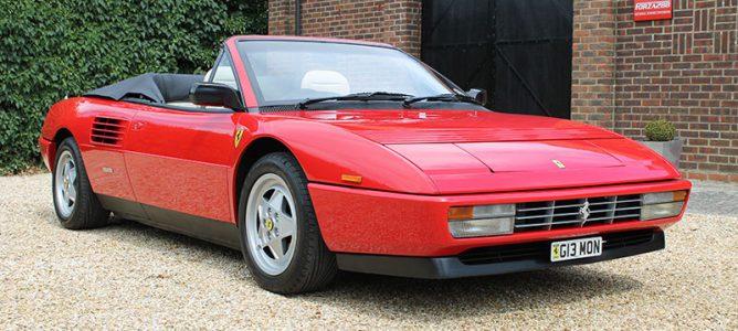 Ferrari Mondial 3.4T