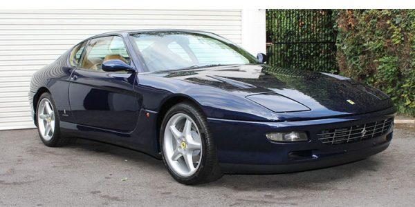 Forza 288: Ferrari 456 Manual