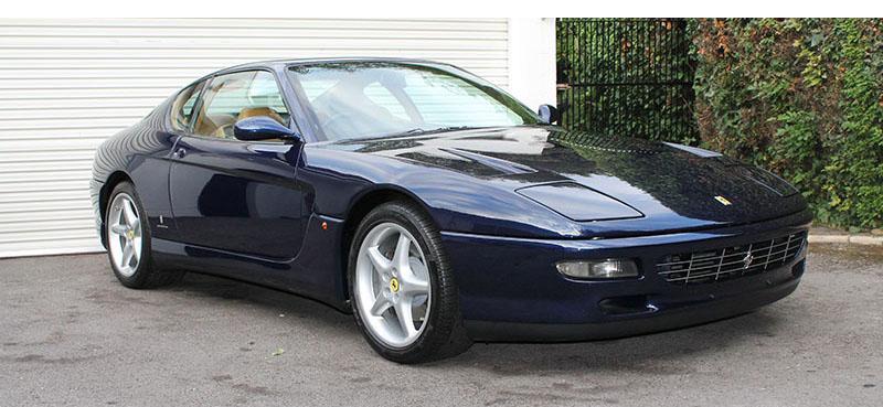 Ferrari 456 Manual
