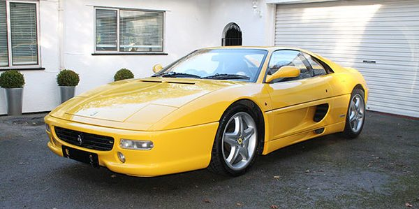Forza 288: Ferrari 355 F1 Berlinetta