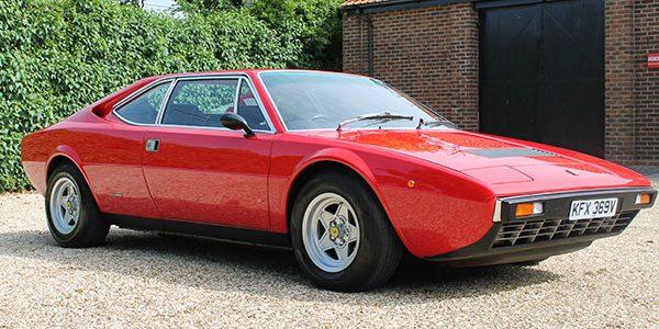Forza 288: Ferrari 308 GT4