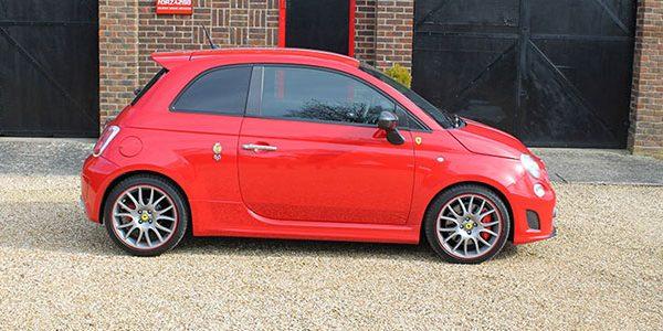Forza 288: Abarth 695 Tributo Ferrari