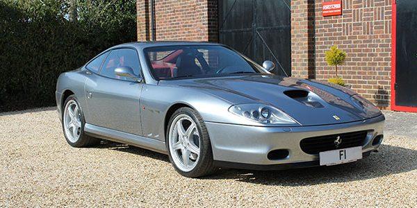 Forza 288: Ferrari 575 Marrannello (LHD)