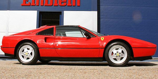 Forza 288: Ferrari 328 GTS UK RHD