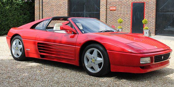 Forza 288: Ferrari 348 GTS