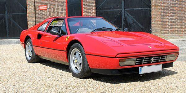 Forza 288: Ferrari 328 GTS – Near Concourse