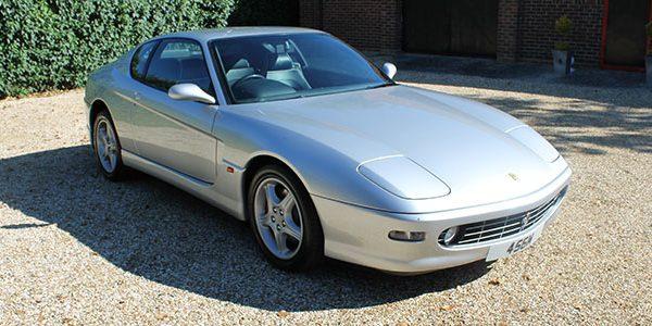 Forza 288: Ferrari 456M