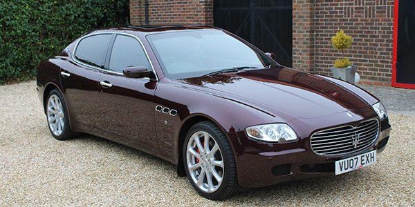 Forza 288: Maserati Quattroporte
