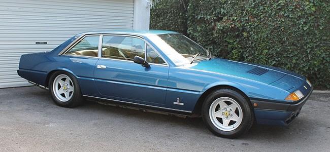 Ferrari 400i Auto