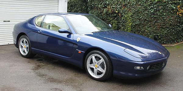 Forza 288: Ferrari 456 Modificato RHD