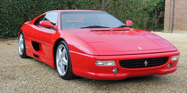 Forza 288: Ferrari 355 Berlinetta Manual RHD