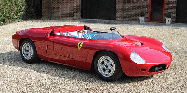 Forza 288: Ferrari 196 Special