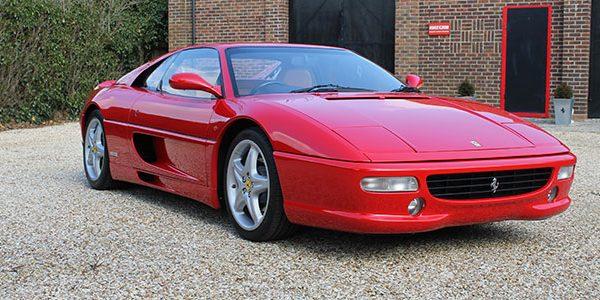Forza 288: Ferrari 355 F1 Berlinetta RHD