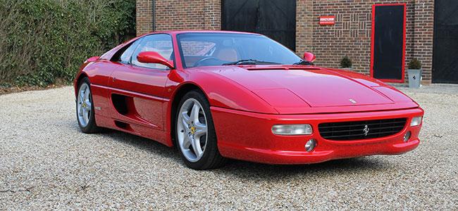 Ferrari 355 F1 Berlinetta RHD