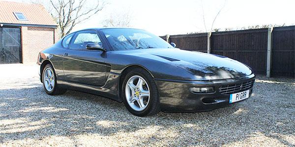 Forza 288: Ferrari 456 GTA