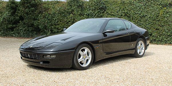 Forza 288: Ferrari 456 GT (Manual) RHD