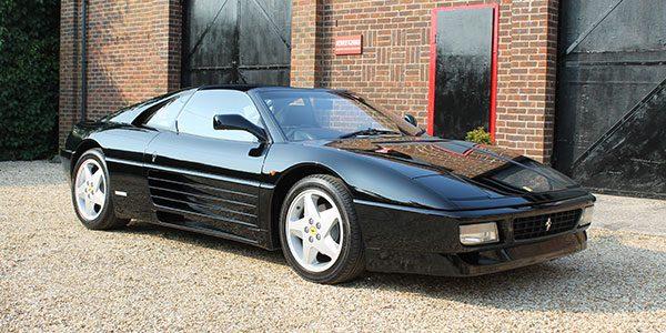 Ferrari 348 GTS RHD – 1 of 15 made
