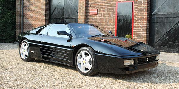 Forza 288: Ferrari 348 GTS RHD – 1 of 15 made