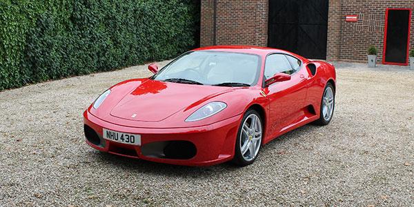 Forza 288: Ferrari F430 (UK RHD)
