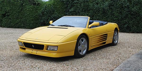 Forza 288: Ferrari 348 Spyder – 1 Owner 1995