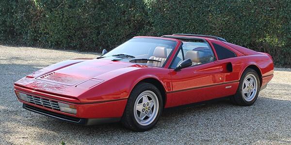 Forza 288: Ferrari 328 GTS (UK RHD)