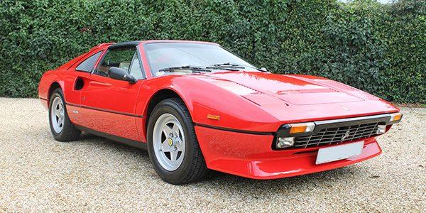 Ferrari 308 GTS QV (UK RHD)