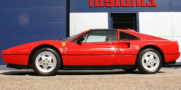 Forza 288: Ferrari 328 (UK RHD)