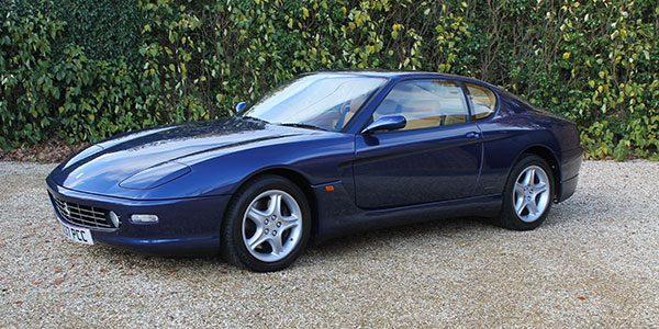 Ferrari 456 GTAM (UK RHD) (like new condition)