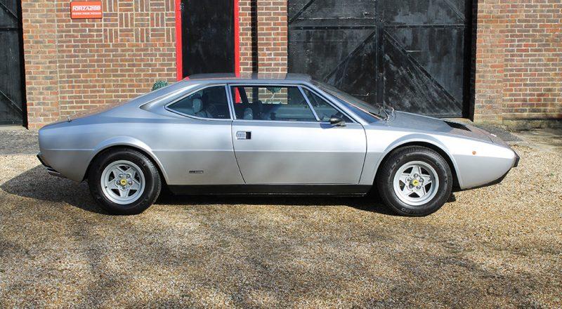 Ferrari 308 GT4 (UK RHD)
