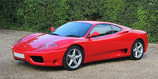 Ferrari 360 F1 (UK RHD)