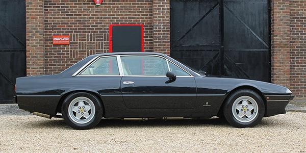 Forza 288: Ferrari 412