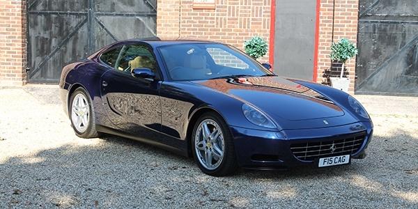 Forza 288: Ferrari 612 Scaglietti